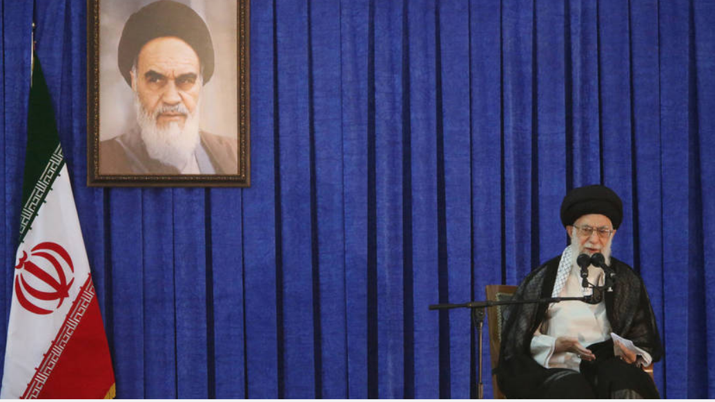 Iran's Khamenei moves to usher in new generation of revolutionaries