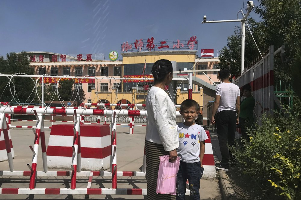 Exposed Chinese database shows depth of surveillance state