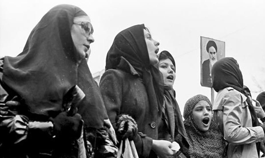 Iranian revolution: world's reactions show that four decades on, tensions remain as high as ever