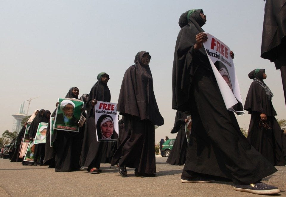 Why is Nigeria cracking down on peaceful religious protests?