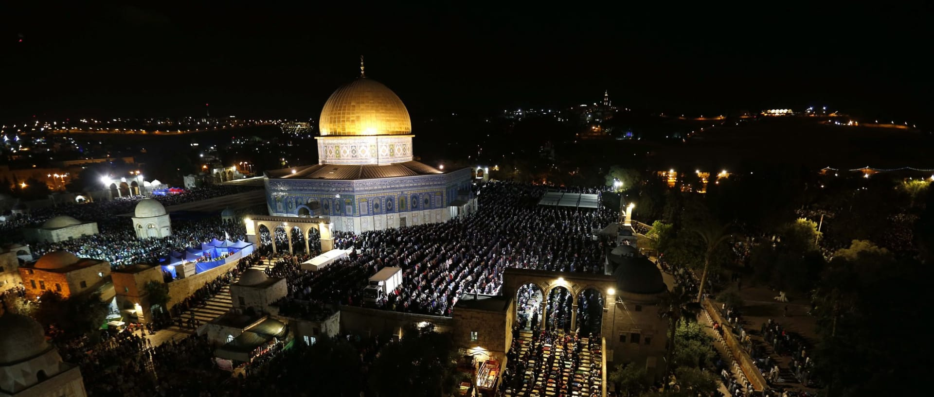 Israeli Researcher Proposes New Explanation to Why Dome of Rock Was Built on Temple Mount