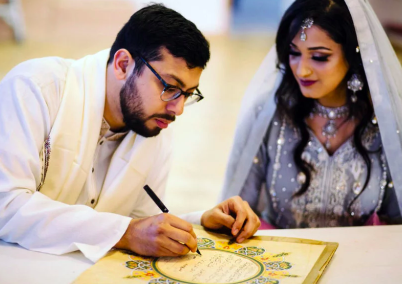 Nikahnama wants to bring back a lost Islamic marriage tradition