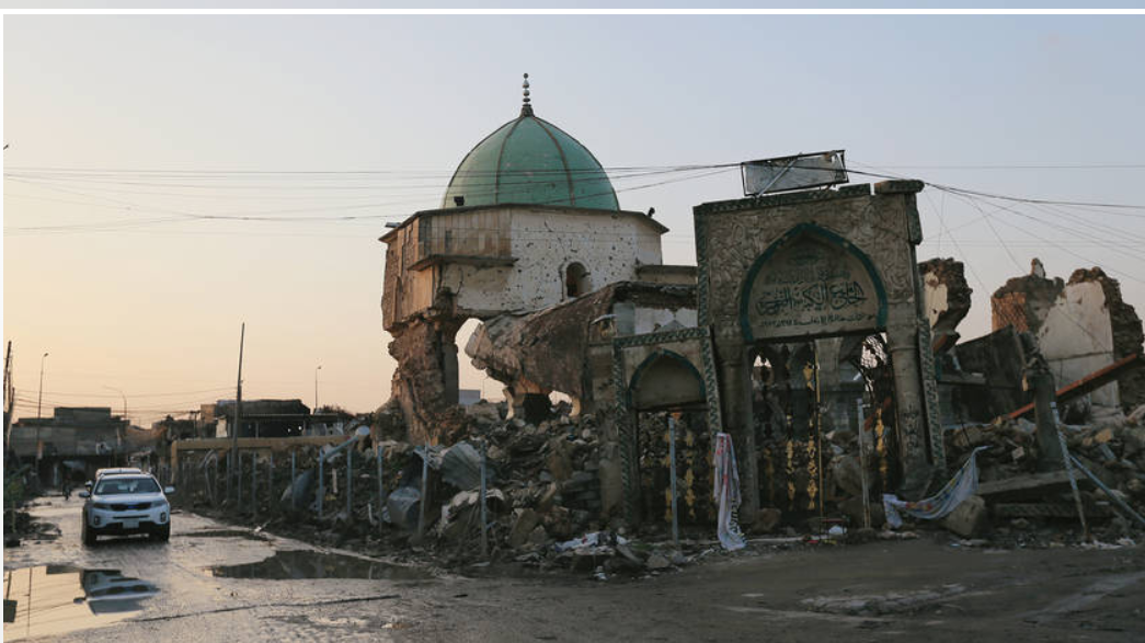 Conflict over Shiite and Sunni endowments erupts in Mosul