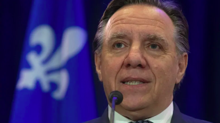 Quebec doesn't have a problem with Islamophobia, Premier Legault says