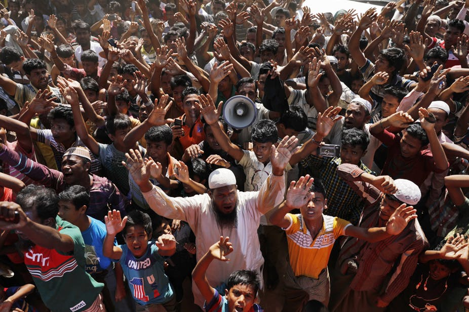 Rohingya: killings should remind all nations of their responsibility to protect victims of mass atrocity crimes