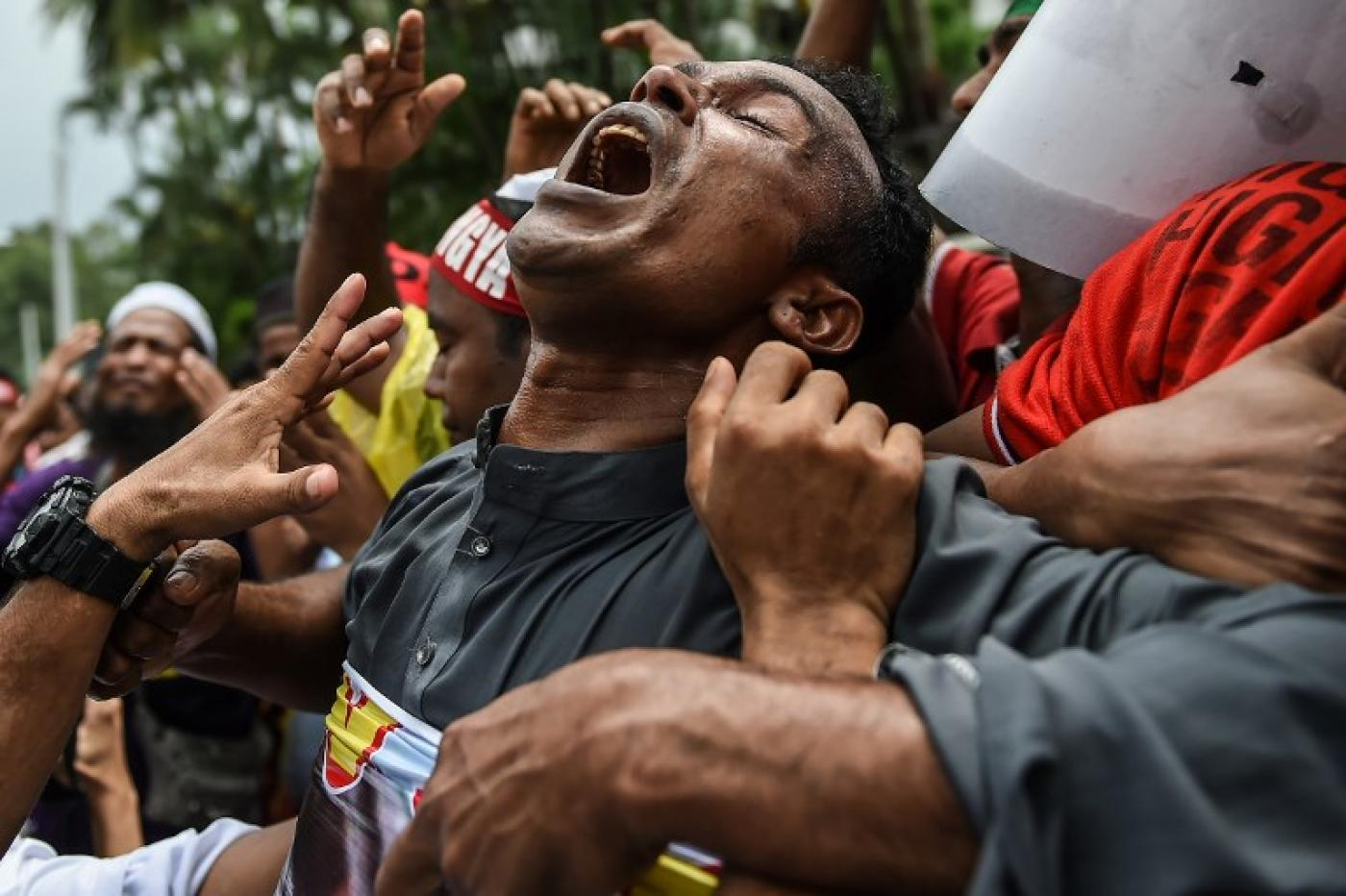 Rohingya activists bemoan failure of Muslim countries to address Myanmar crisis
