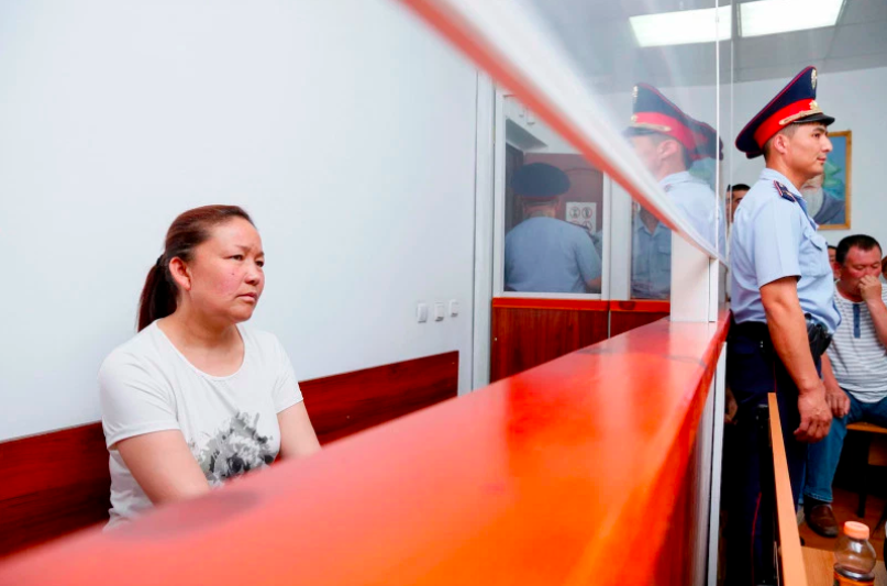She Fled China's Camps—but She's Still Not Free