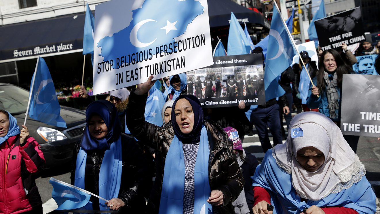 US Muslim leaders call on China to end persecution of Uighurs