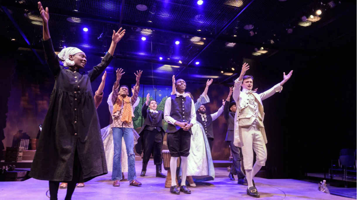 New play 'American Griot' explores blues music's Muslim and African roots