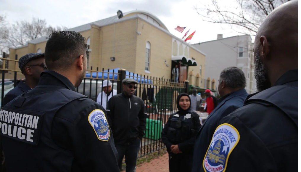American Muslims anxiously consider security needs at mosques after New Zealand shooting