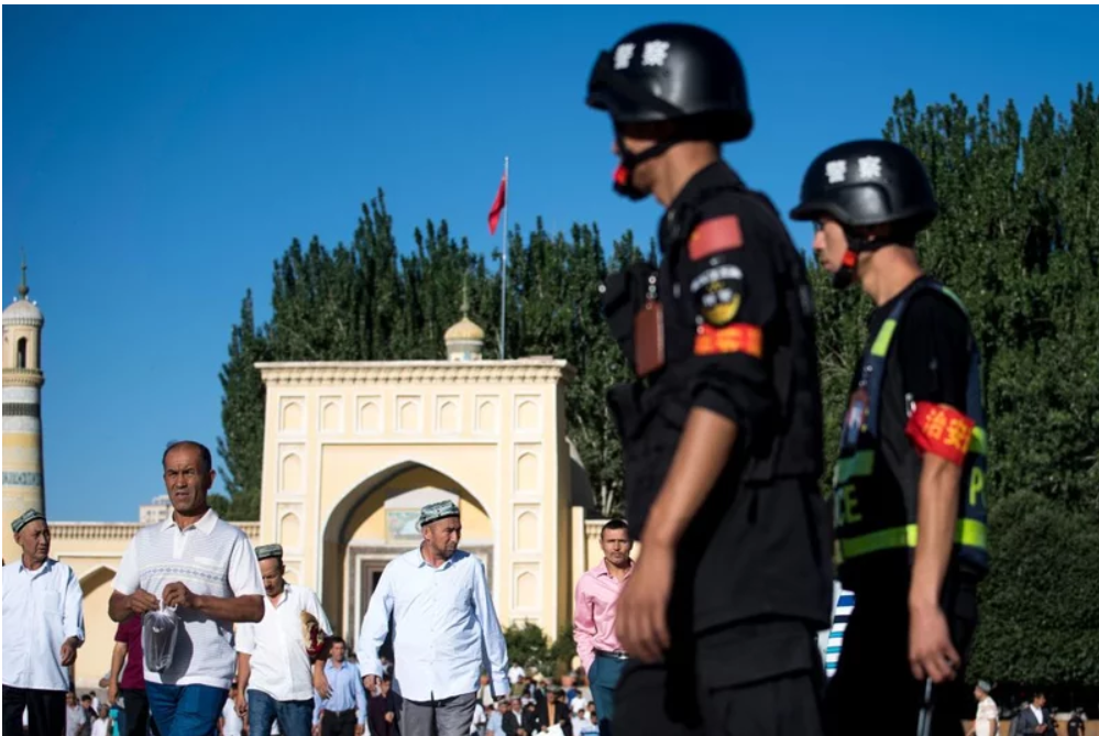 China Says 13,000 Xinjiang 'Terrorists' Have Been Arrested Since 2014