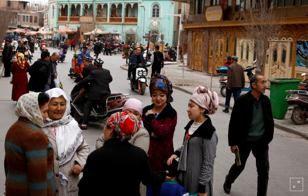 China urges 'objective' view of Xinjiang after Turkey criticism