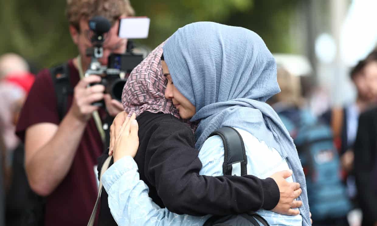 Why was I asked to condemn Islamist violence days after Christchurch?