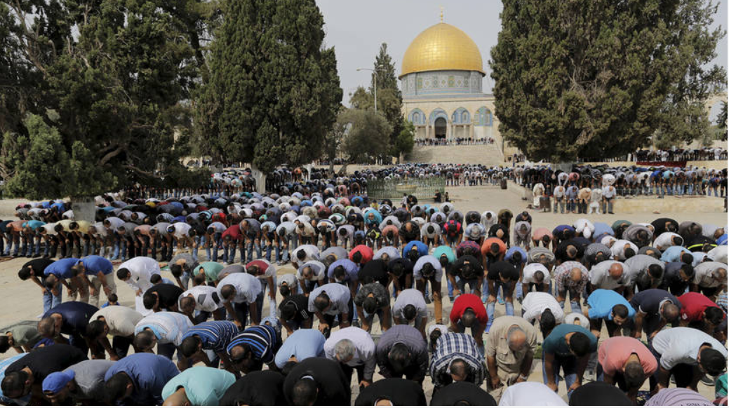 Clock winding down on Israel's Bab al-Rahma ultimatum