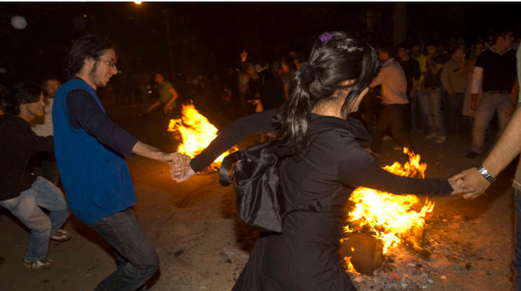 Iran's Islamic authorities slowly embrace ancient Festival of Fire