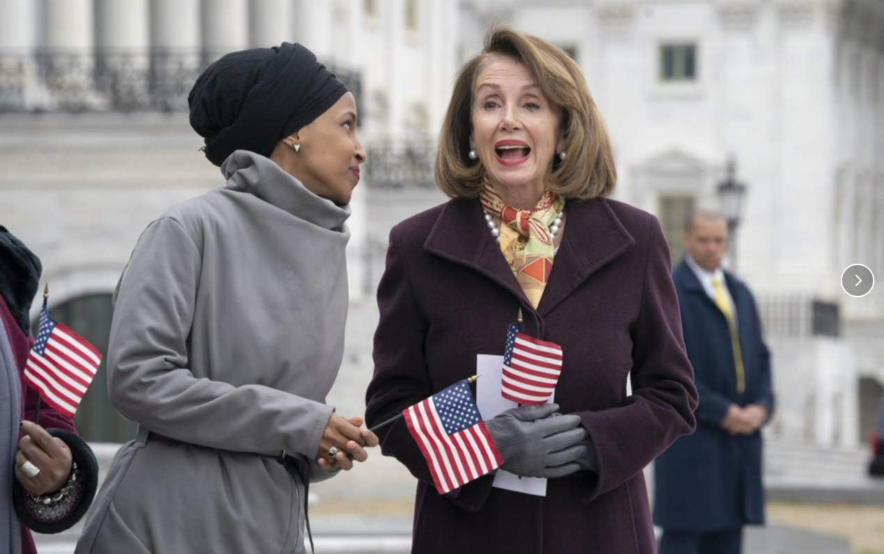 House infighting: Does Pelosi have a tea party problem?