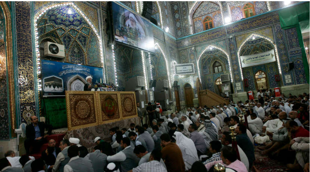 Iraq's religious leaders join hands to promote peaceful coexistence