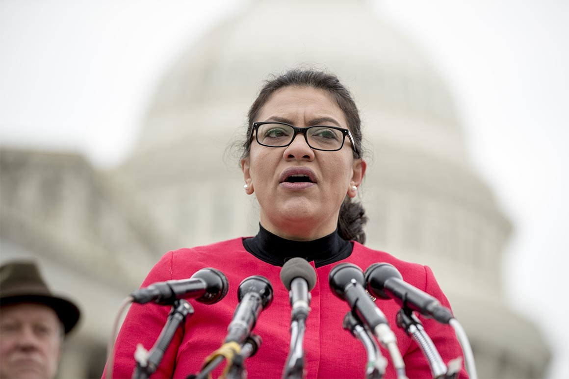 Islamophobia 'very present on both sides of the aisle,' Tlaib says