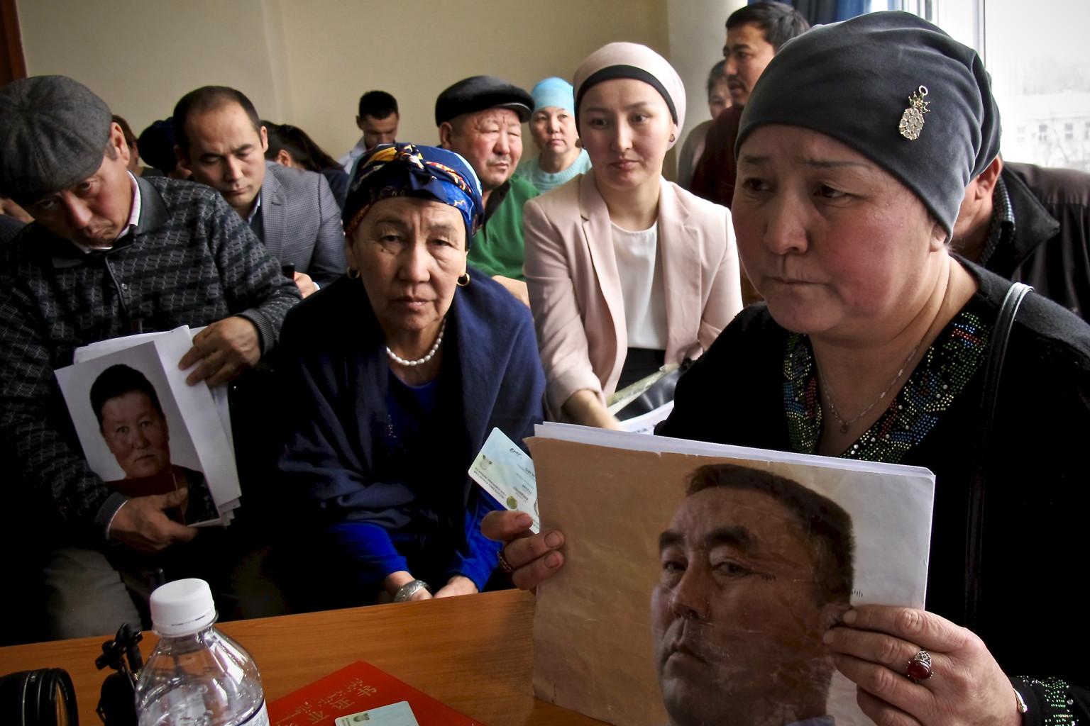 Kazakhs Won't Be Silenced on China's Internment Camps