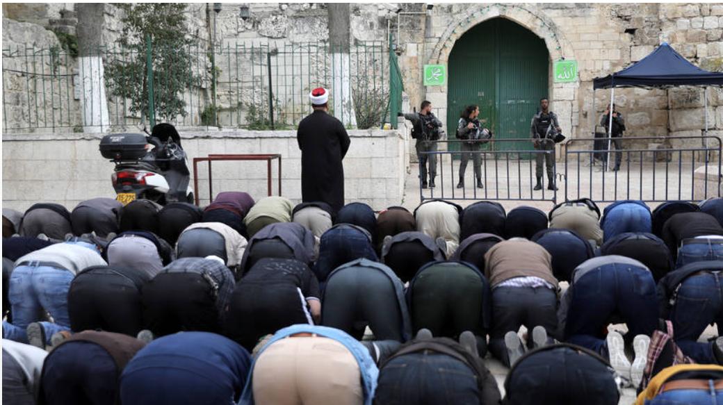 Netanyahu, King Abdullah in a bind over Temple Mount