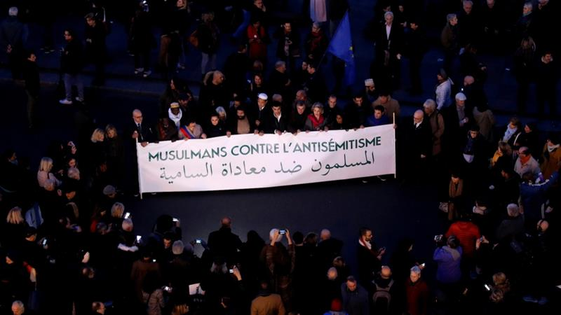 Why Muslims must be at the forefront of fighting anti-Semitism