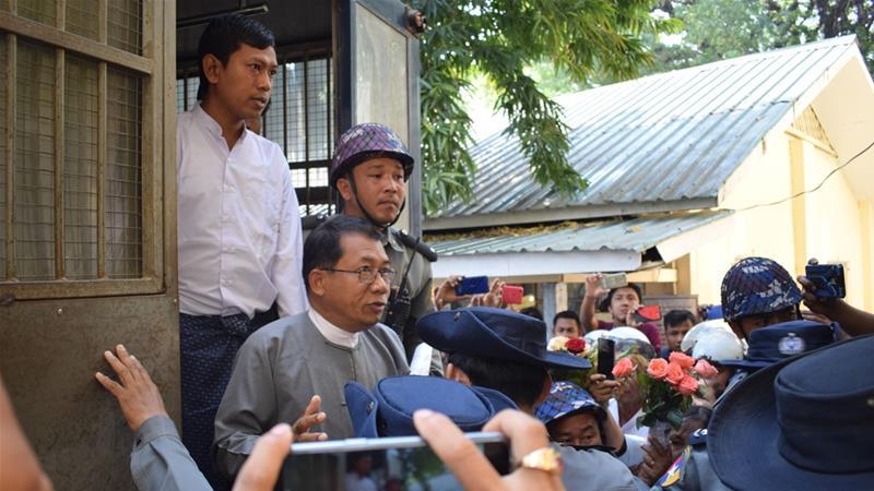 Myanmar court jails Rakhine leader for 20 years on treason charge