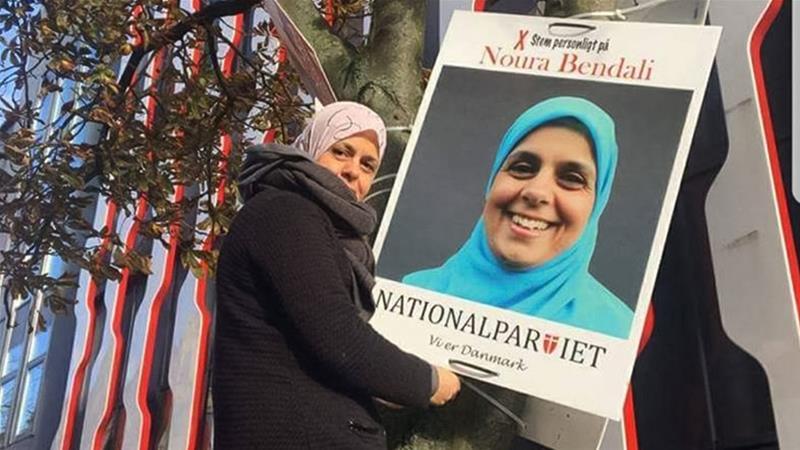 Noura Bendali: The Muslim Dane fighting against Islamophobia