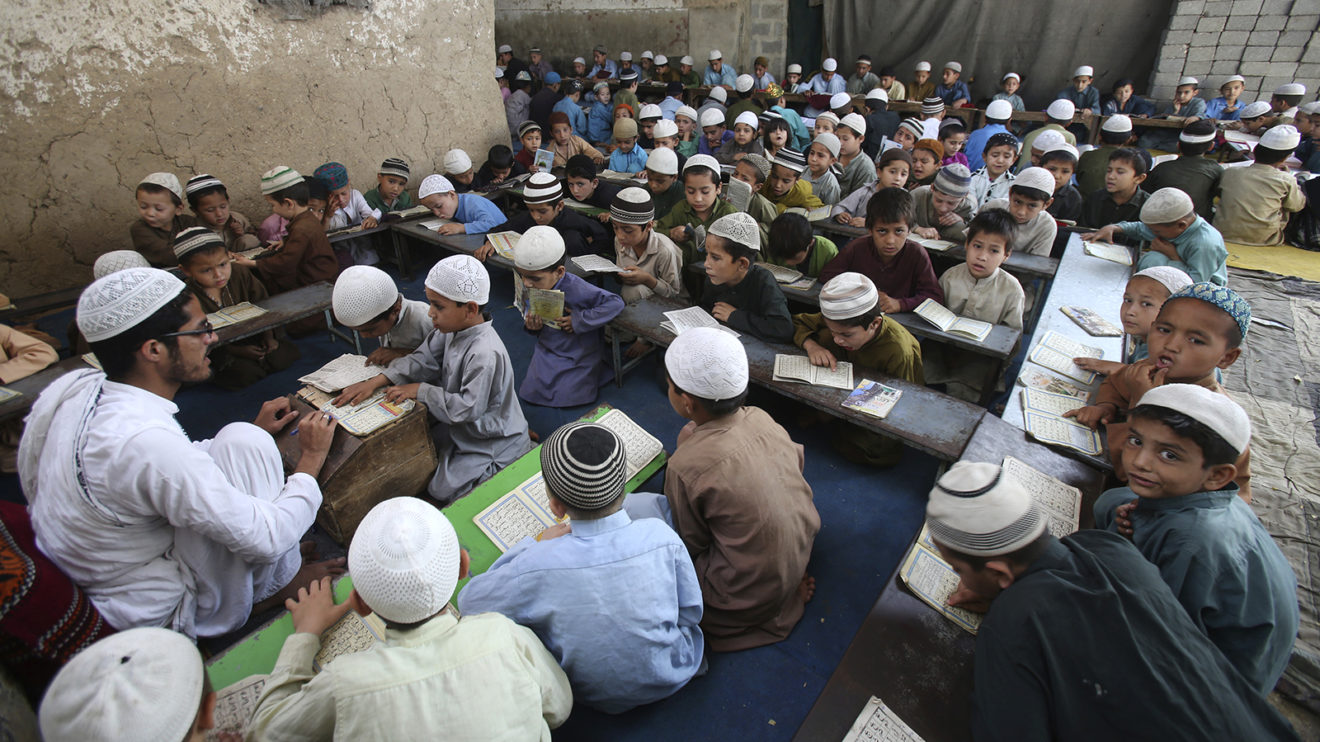 New Pakistani leader's education aims may include reining in religious schools