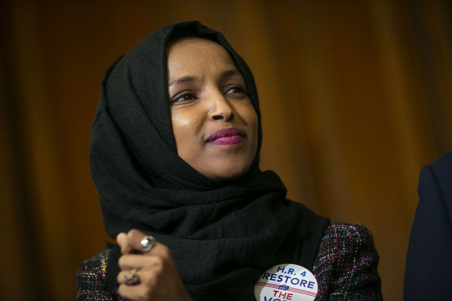 Want to combat hate? Stop the hazing of Ilhan Omar and start listening.