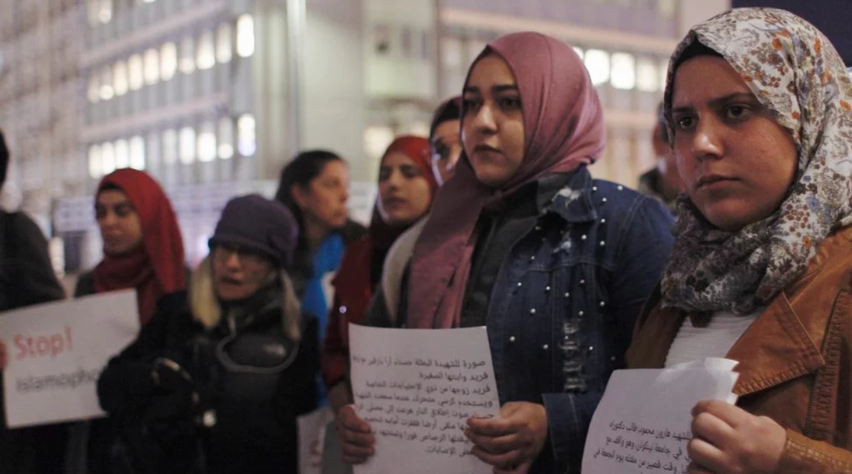 In Tel Aviv, Jews join with Muslims in vigil mourning New Zealand dead