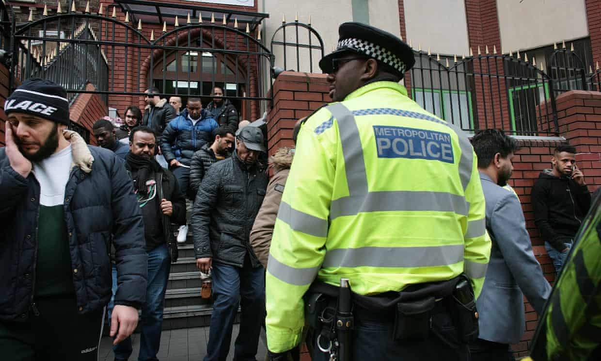UK Muslim leaders urge protection for mosques after Christchurch
