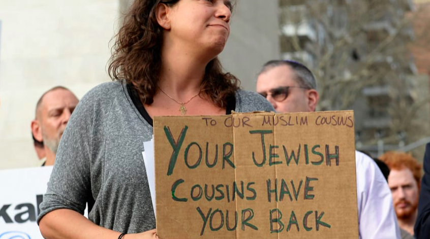Opinion// After Christchurch and Pittsburgh, U.S. Jews and Muslims Need Each Other More Than Ever