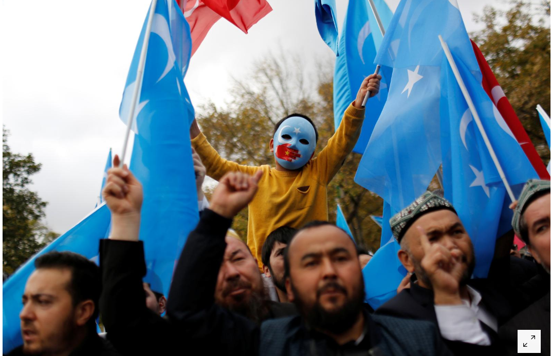 Without papers, Uighurs fear for their future in Turkey