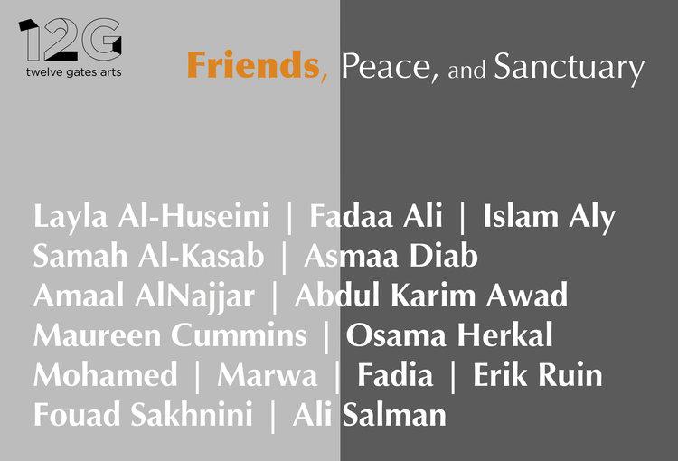 Friends: Friends, Peace, and Sanctuary
