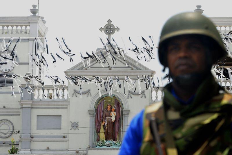 Sri Lanka's Christians and Muslims Weren't Enemies