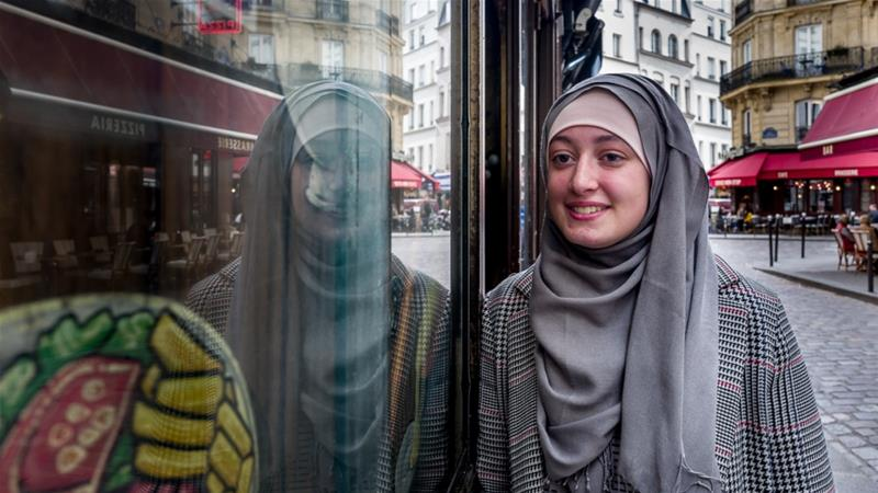 French student on hijab, media and being used as political puppet
