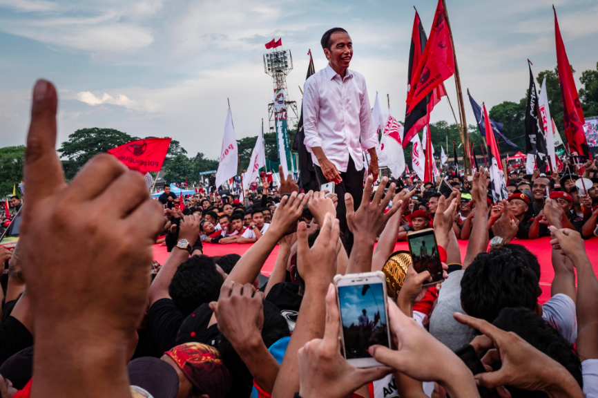 Jokowi's Poll Fight Shows Indonesia's Islam Identity Crisis