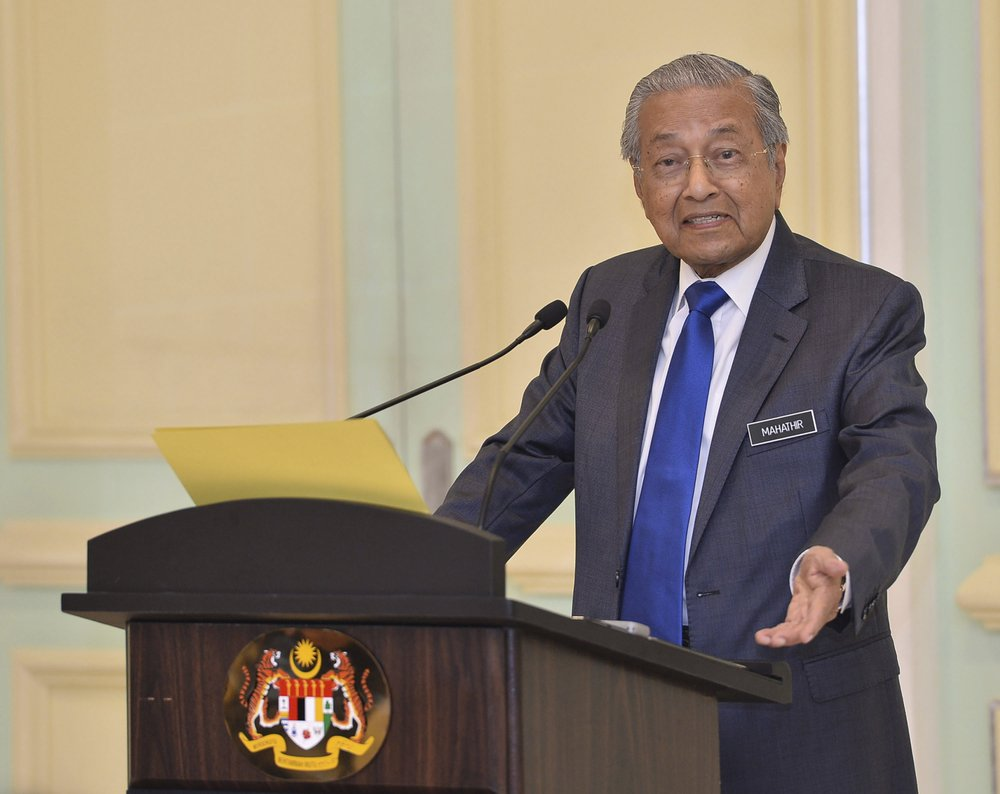 Malaysia won't join ICC overpressure from Muslim opposition