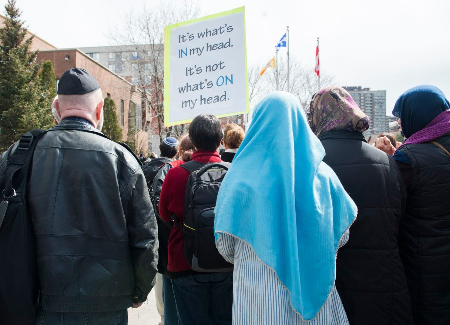 Quebec ban on religious symbols would fall heavily on hijab-wearing teachers