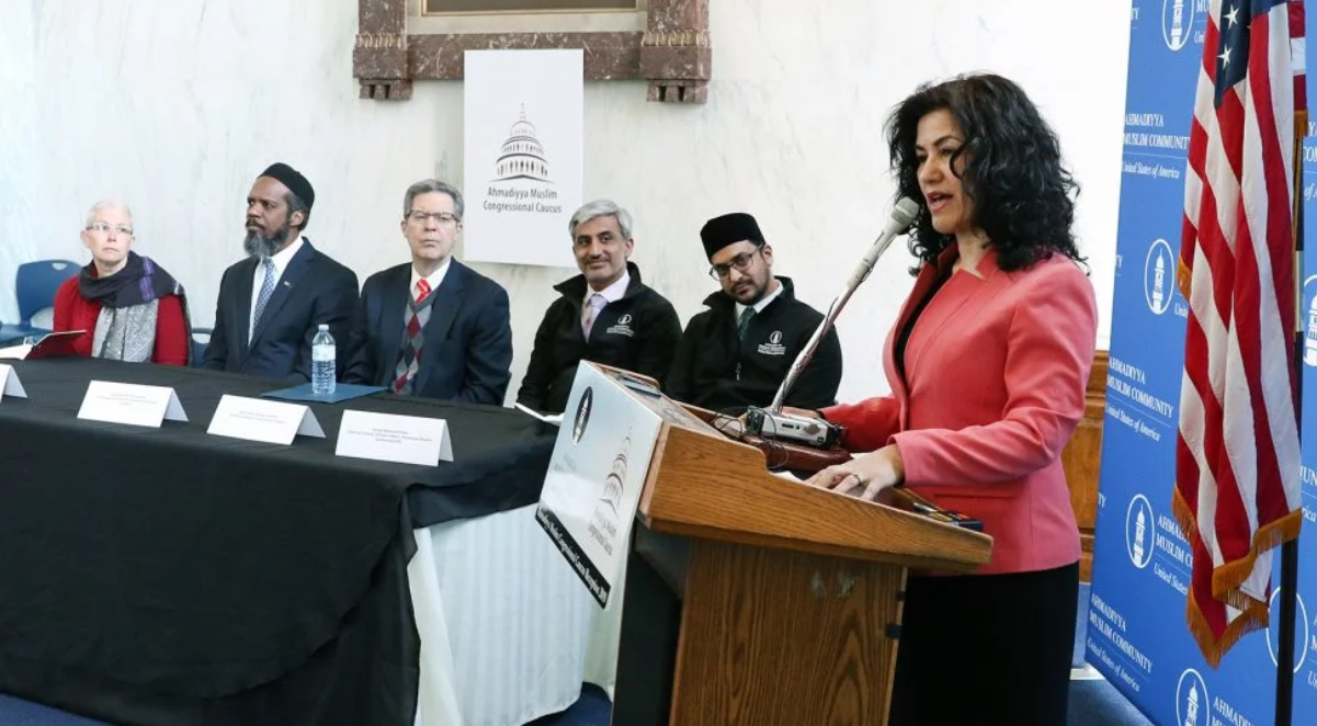 On Capitol Hill, persecuted Muslims unite to protect religious minorities' rights