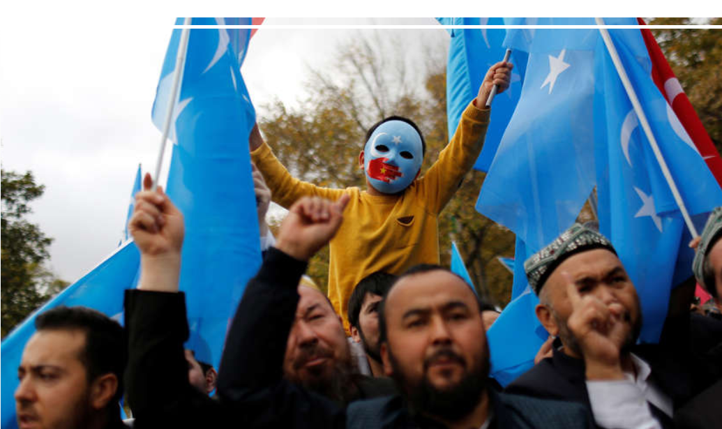 Uighur debate shows shifting influence in Turkish policies