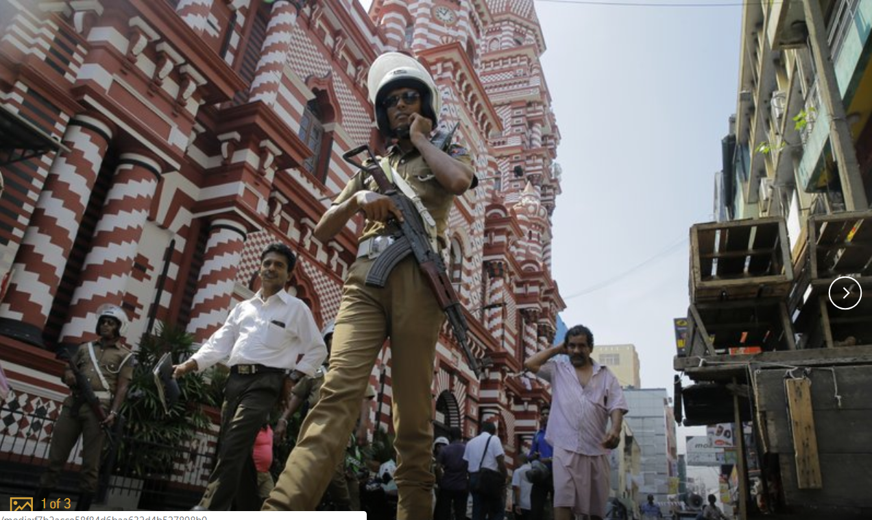 Radicalization among Sri Lanka's Muslims was slow and steady