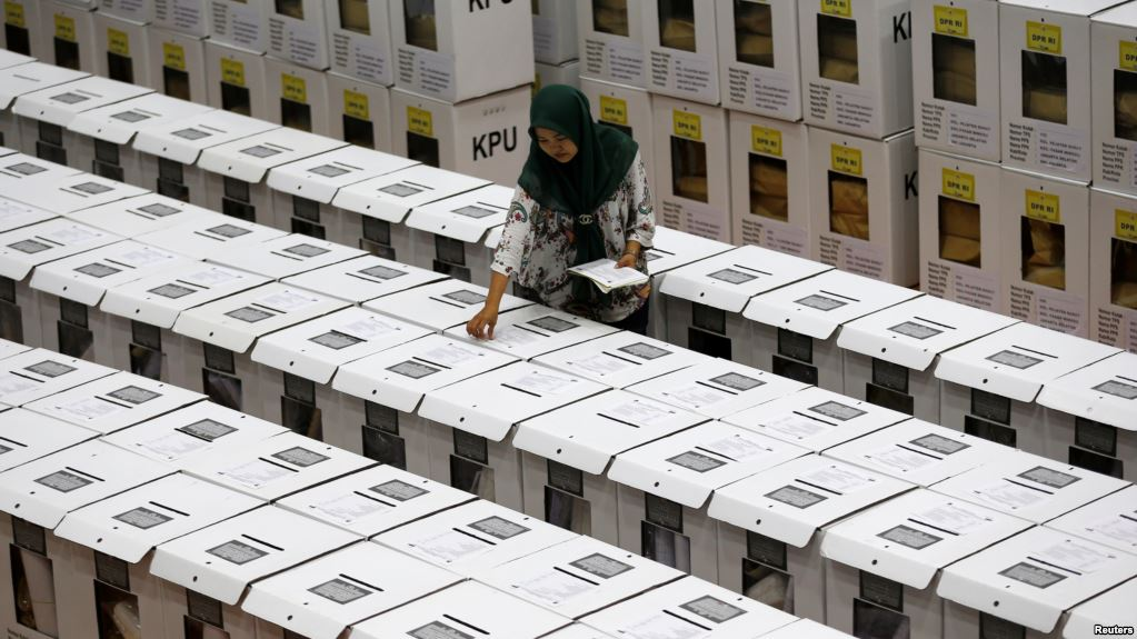 Islam Underlines Indonesian Election But that Doesn't Make it a Threat