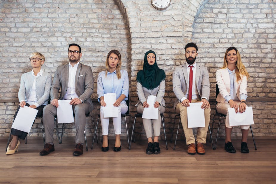 Job recruiters discriminate against Muslims, and it doesn't end at the interview stage