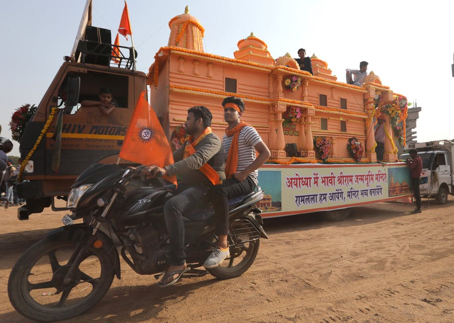 Ayodhya: the history of a 500-year-old land dispute between Hindus and Muslims in India