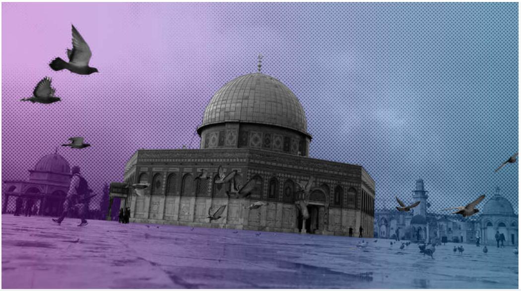 Many Palestinians apply, but few get to visit Al-Aqsa for Ramadan