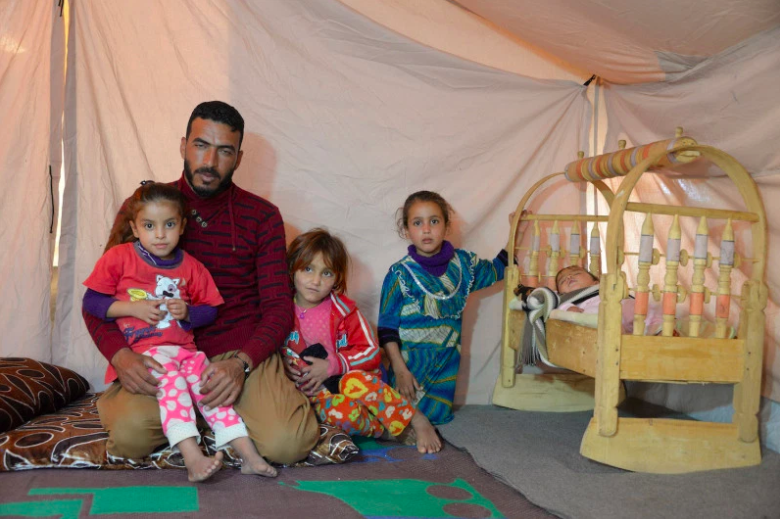 Among Displaced Iraqis, One Group Is Worse Off Than the Rest
