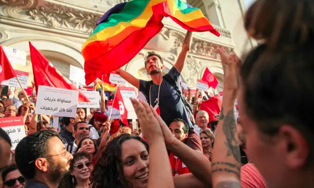 Tunisia invokes sharia law in bid to shut down LGBT rights group