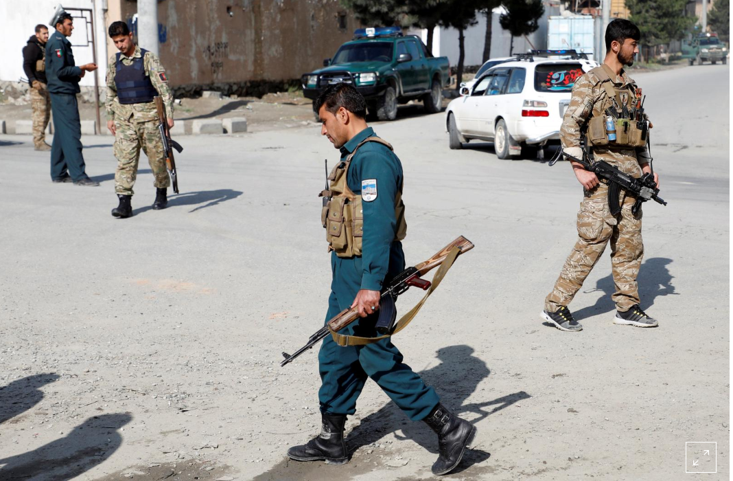 Bomb in Afghan mosque kills senior cleric during Friday prayers