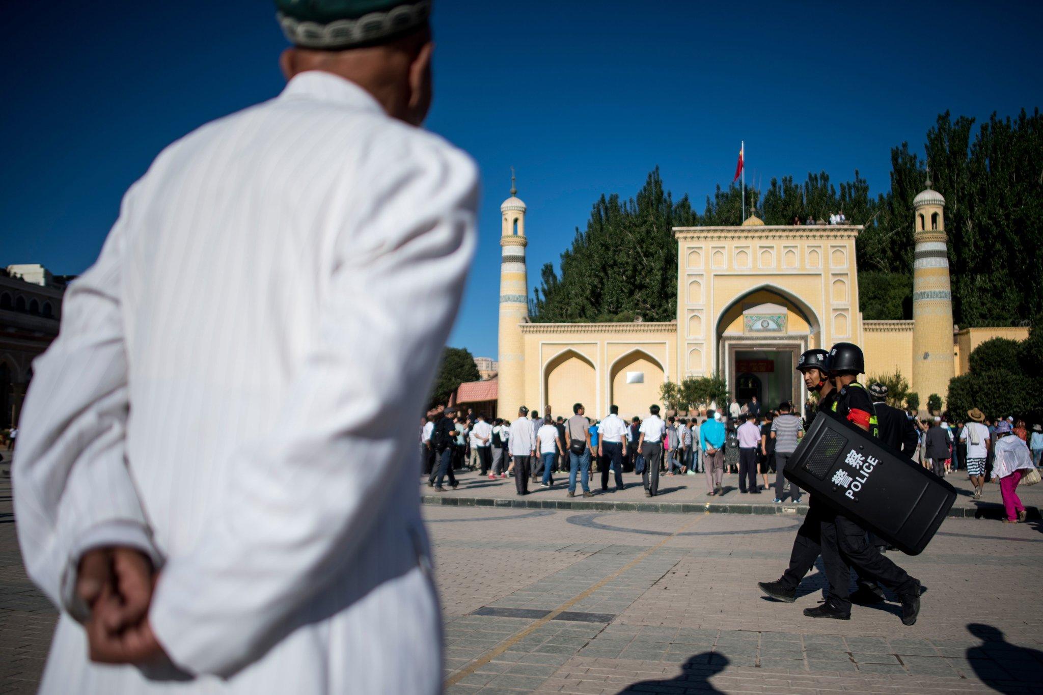 China's Orwellian War on Religion